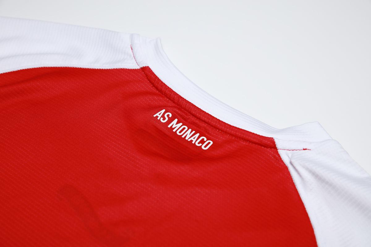 摩纳哥 2020-21 赛季主场球衣 © 球衫堂 kitstown