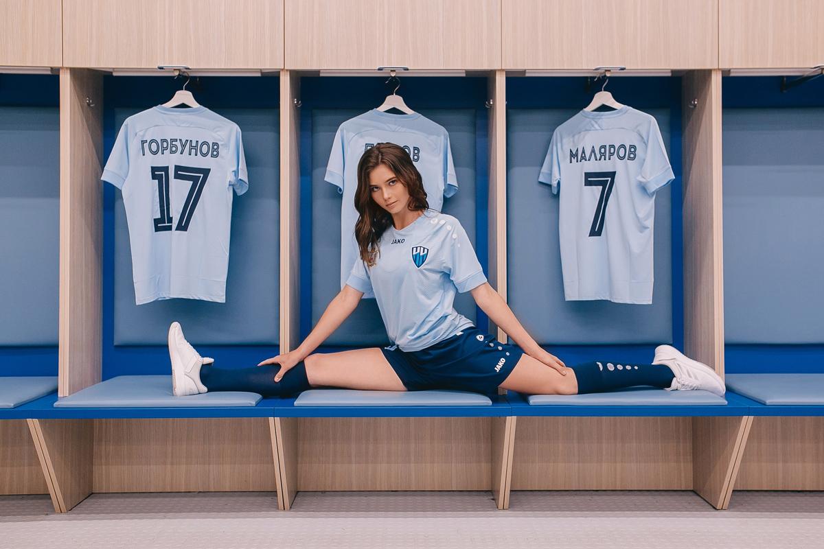 下诺夫哥罗德(FC Nizhny Novgorod)2020-21 赛季主客场球衣 © 球衫堂 kitstown