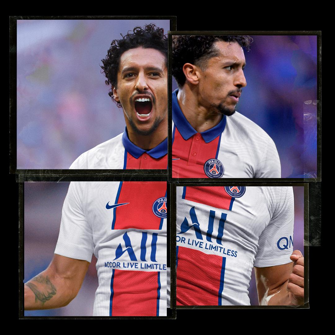 巴黎圣日耳曼 2020-21 赛季主客场球衣 © 球衫堂 kitstown