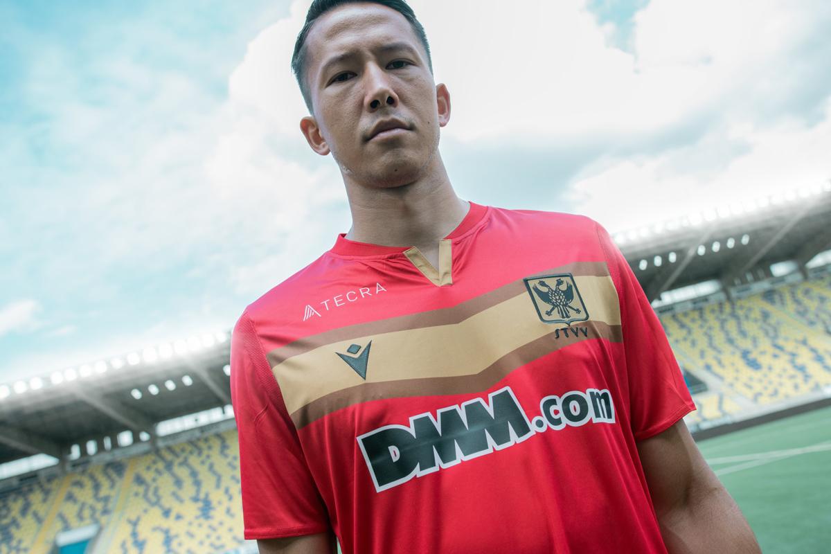 圣特赖登(Sint-Truidense VV)2020-21 赛季主客场球衣 © 球衫堂 kitstown