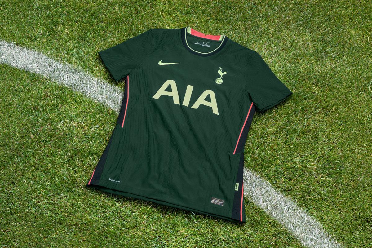 托特纳姆热刺 2020-21 赛季主客场球衣 © 球衫堂 kitstown