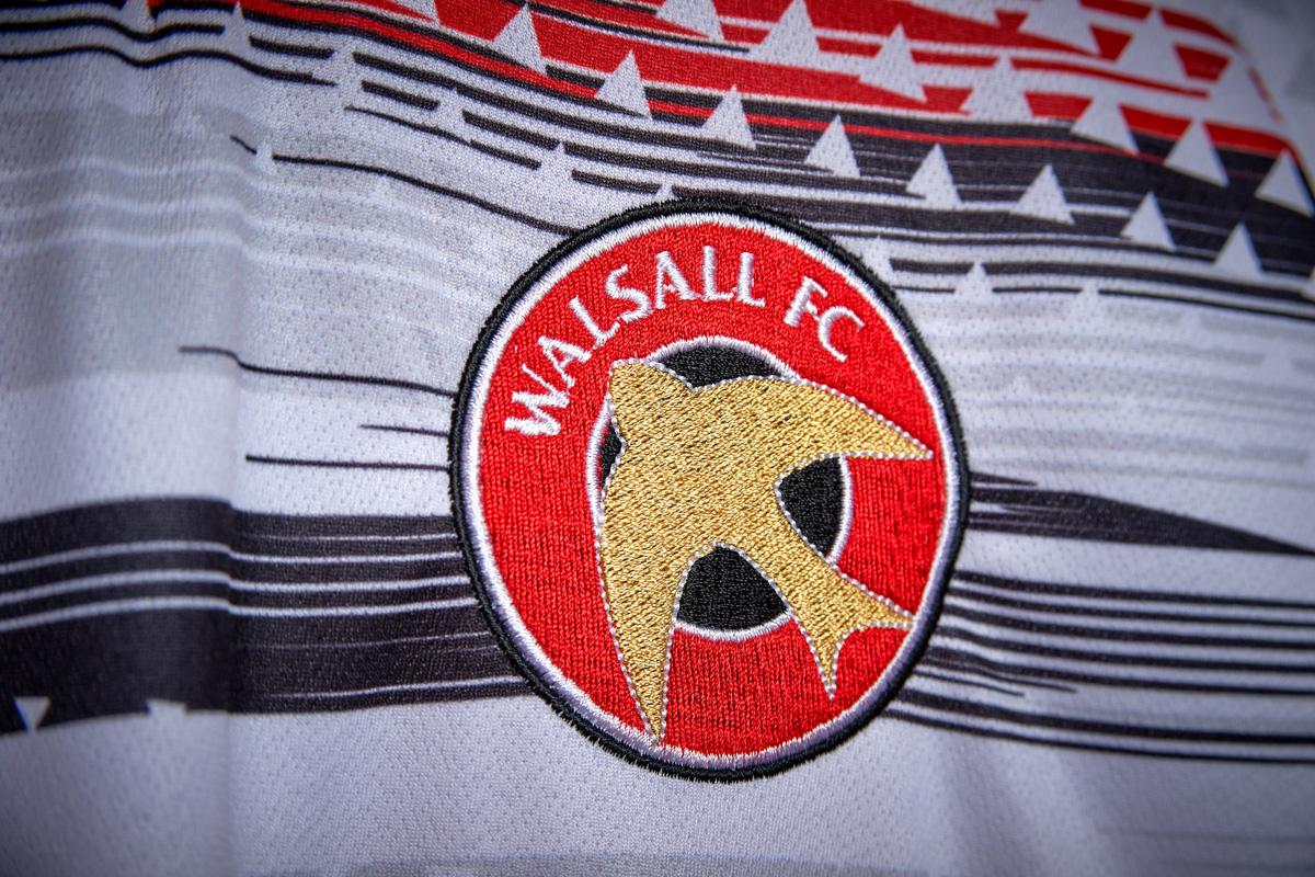 沃尔索尔 2020-21 赛季主客场球衣 © 球衫堂 kitstown