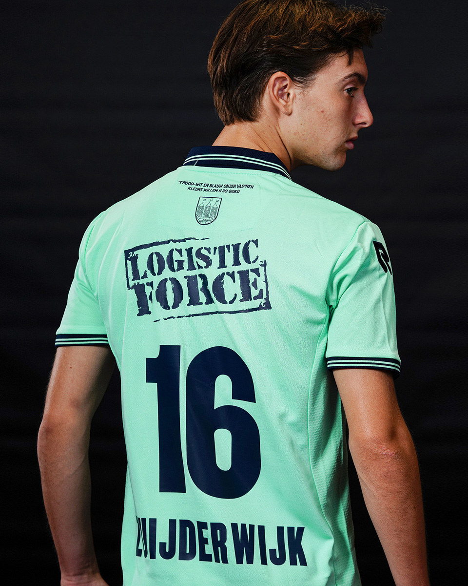 威廉二世 2020-21 赛季客场球衣 © 球衫堂 kitstown