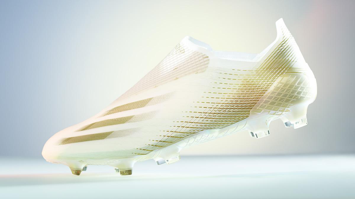 阿迪达斯推出新一代速度战靴 X-GHOSTED © 球衫堂 kitstown