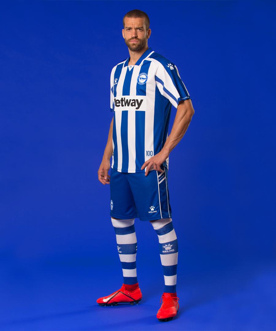 阿拉维斯 2020-21 赛季主客场球衣 © 球衫堂 kitstown