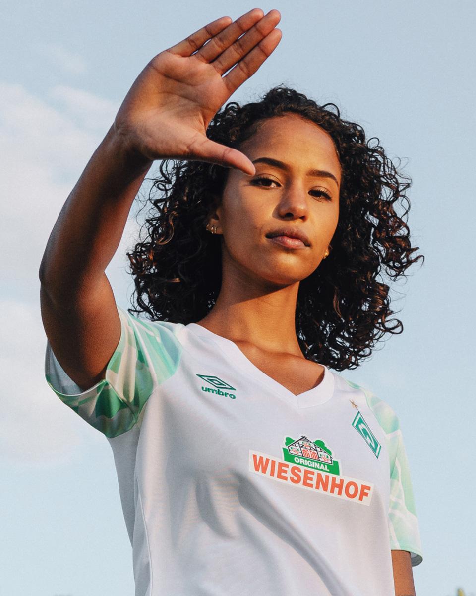云达不来梅 2020-21 赛季主客场球衣 © 球衫堂 kitstown