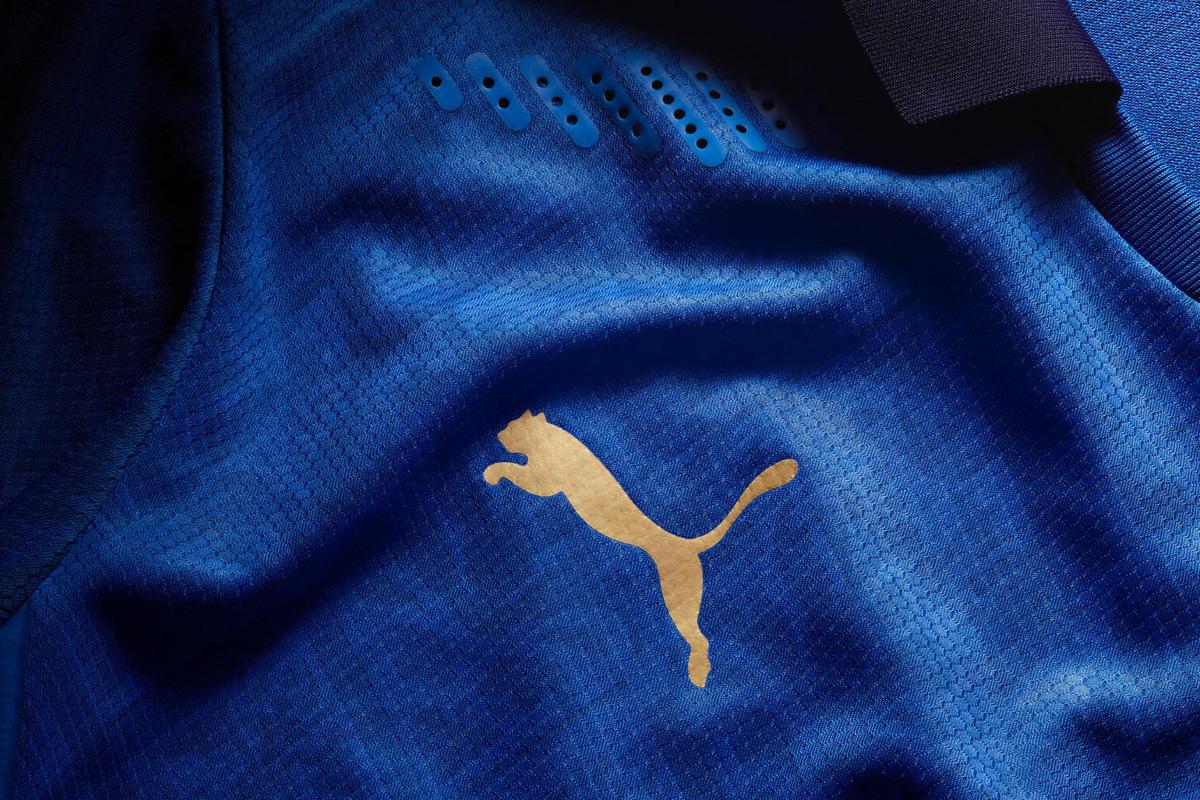 意大利国家队 2020-21 赛季主场球衣 © 球衫堂 kitstown