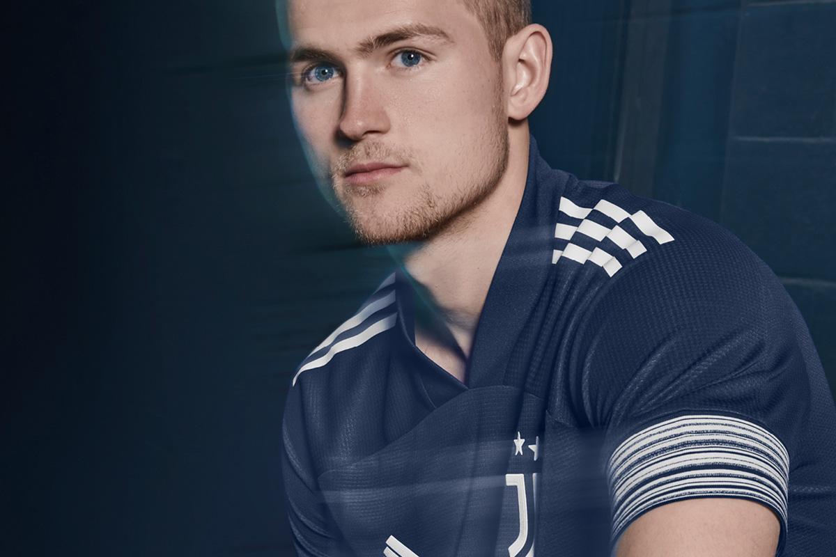 尤文图斯 2020-21 赛季客场球衣 © 球衫堂 kitstown