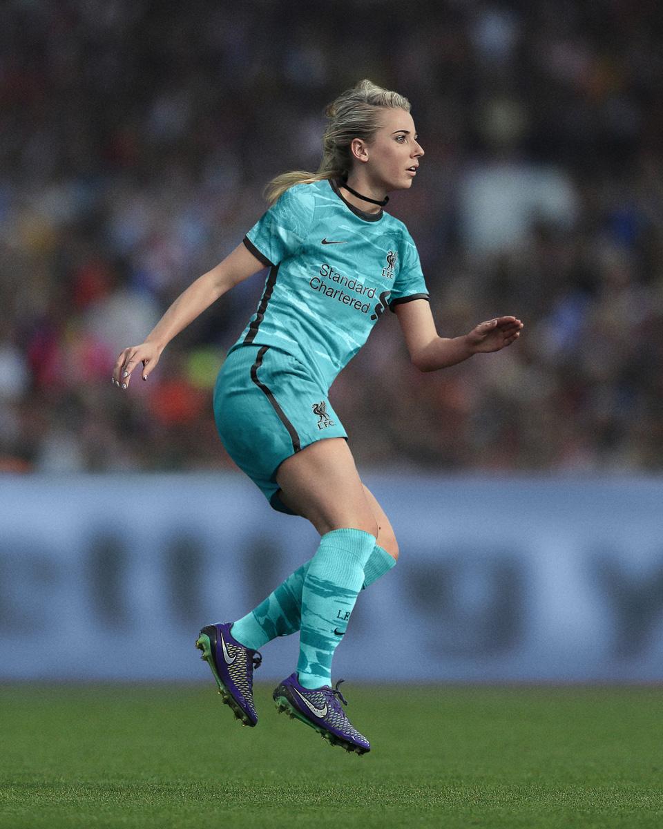 利物浦 2020-21 赛季客场球衣 © 球衫堂 kitstown