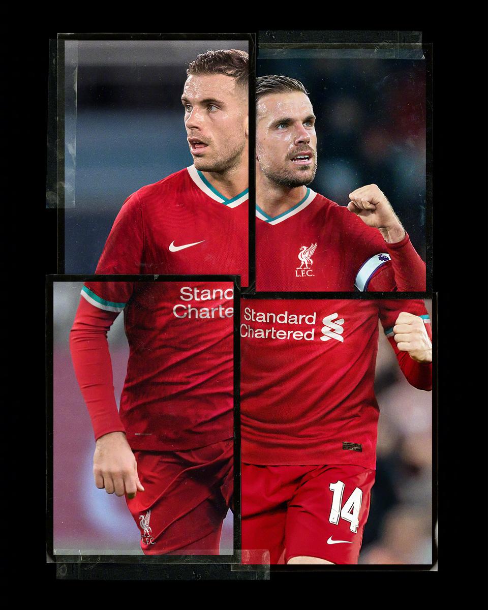 利物浦 2020-21 赛季主场球衣 © 球衫堂 kitstown
