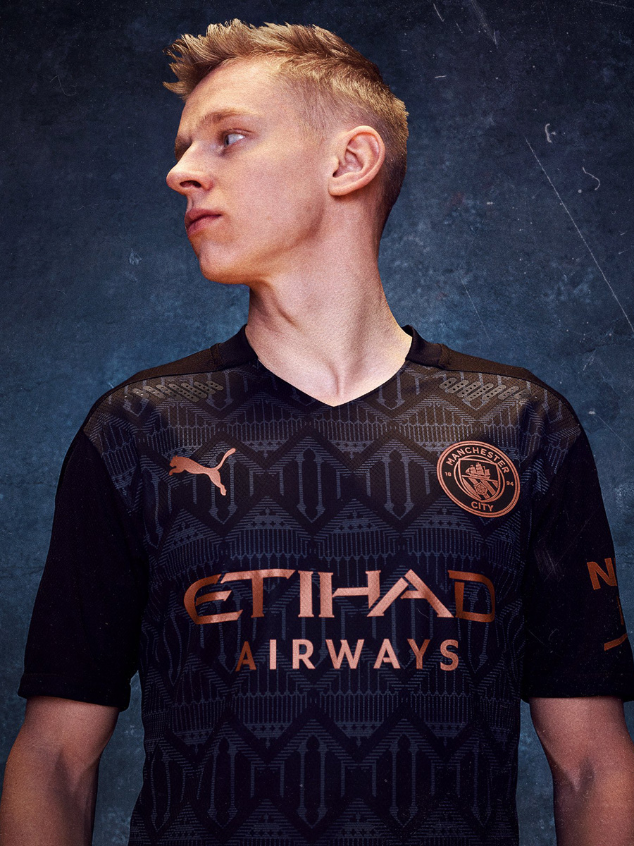 曼彻斯特城 2020-21 赛季客场球衣 © 球衫堂 kitstown