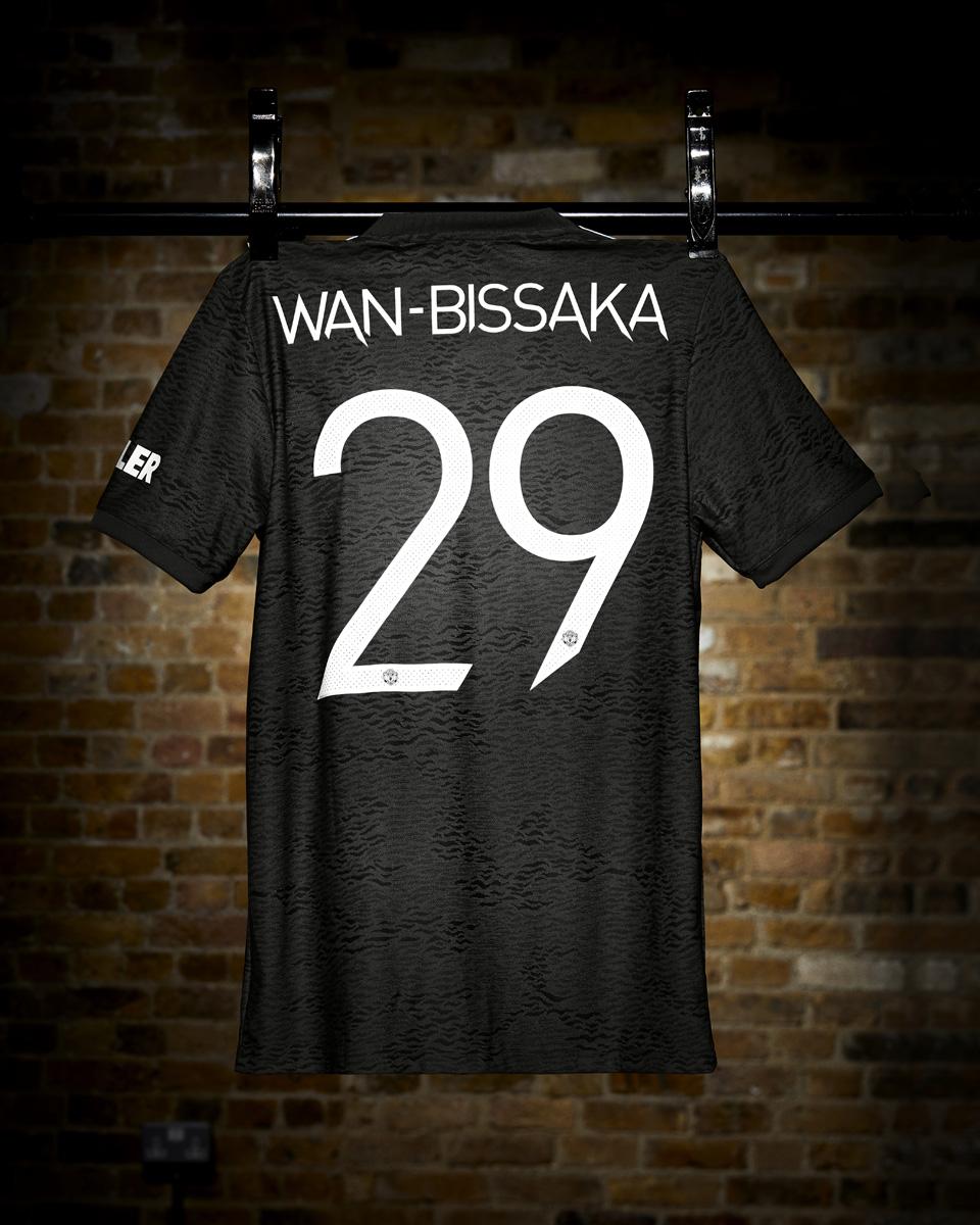曼彻斯特联 2020-21 赛季客场球衣 © 球衫堂 kitstown