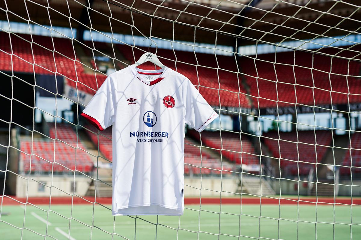 纽伦堡 2020-21 赛季主客场球衣 © 球衫堂 kitstown