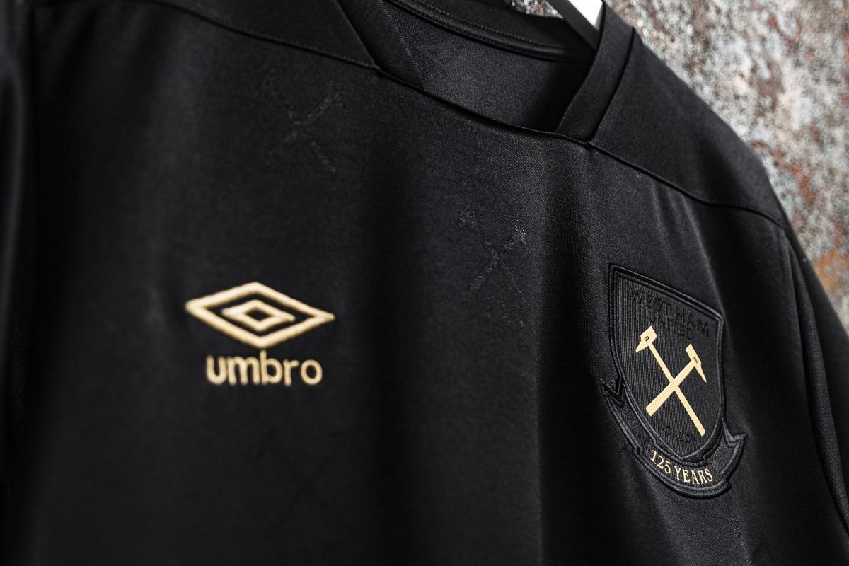 西汉姆联 2020-21 赛季第二客场球衣 © 球衫堂 kitstown