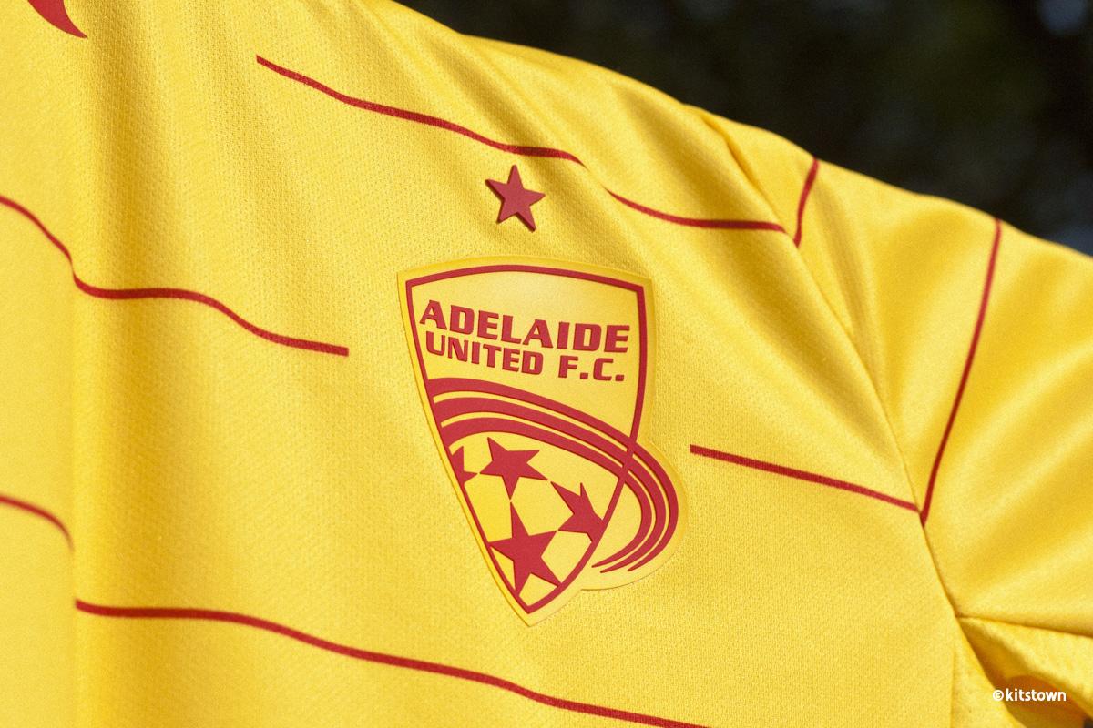 阿德莱德联 2020-21 赛季客场球衣 © 球衫堂 kitstown