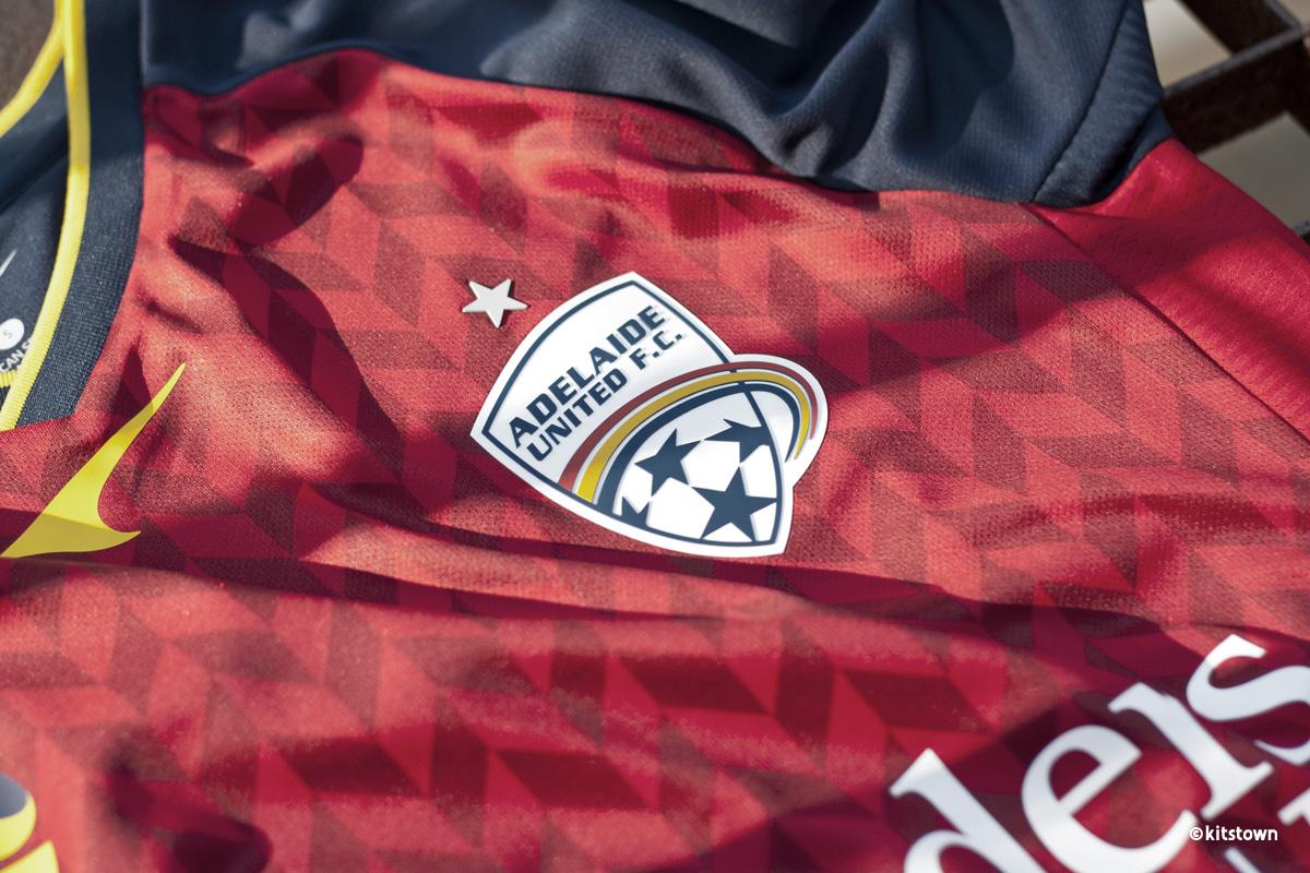 阿德莱德联 2020-21 赛季主场球衣插图(7)