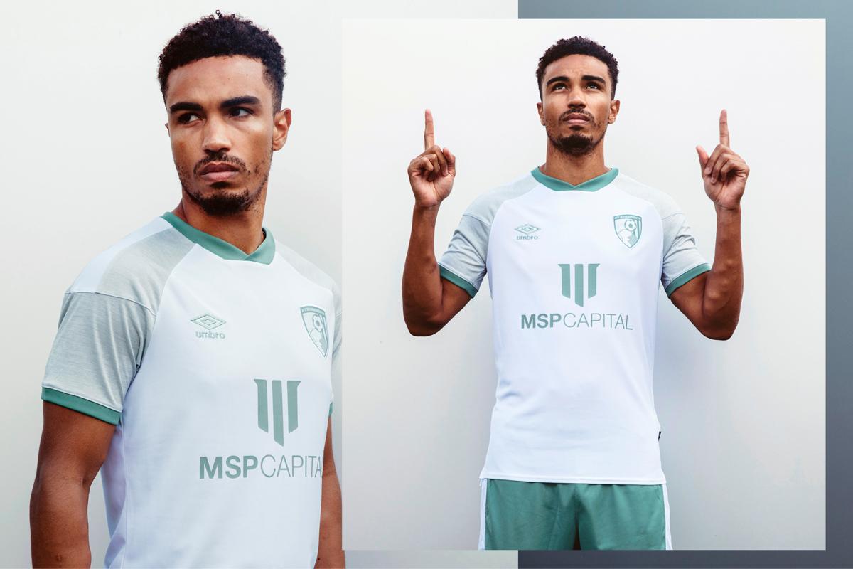 伯恩茅斯 2020-21 赛季第二客场球衣插图