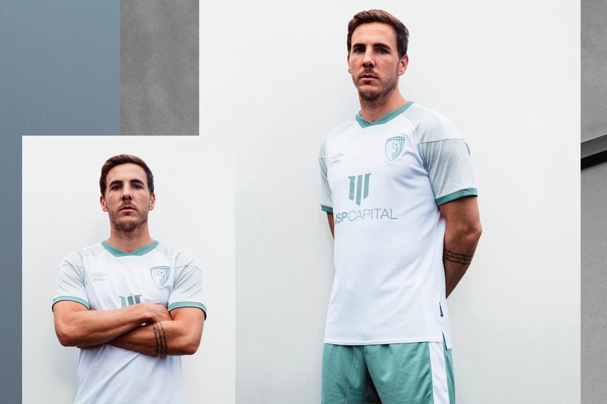 伯恩茅斯 2020-21 赛季第二客场球衣插图(2)