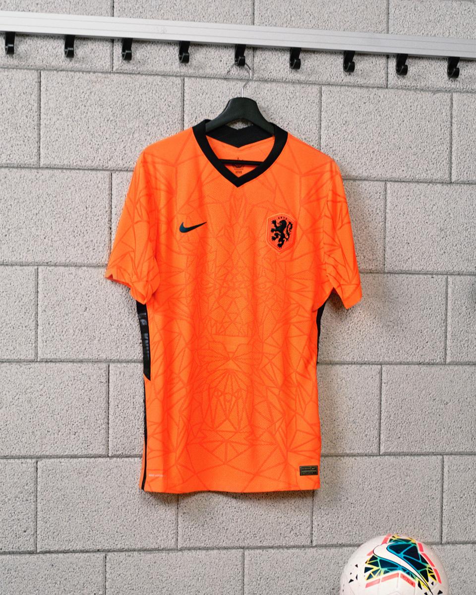荷兰国家队 2020-21 赛季主客场球衣 © 球衫堂 kitstown