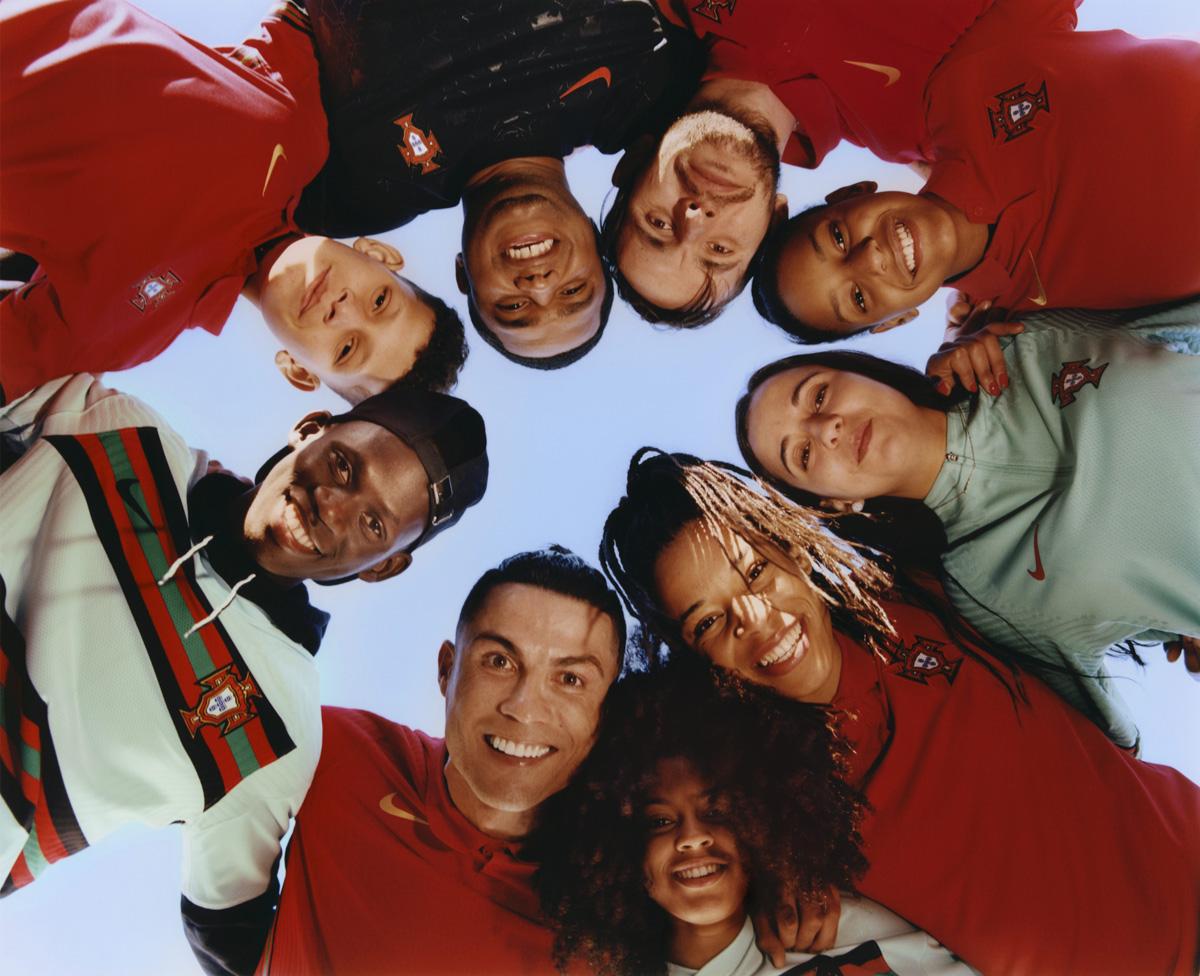 葡萄牙国家队 2020-21 赛季主客场球衣 © 球衫堂 kitstown