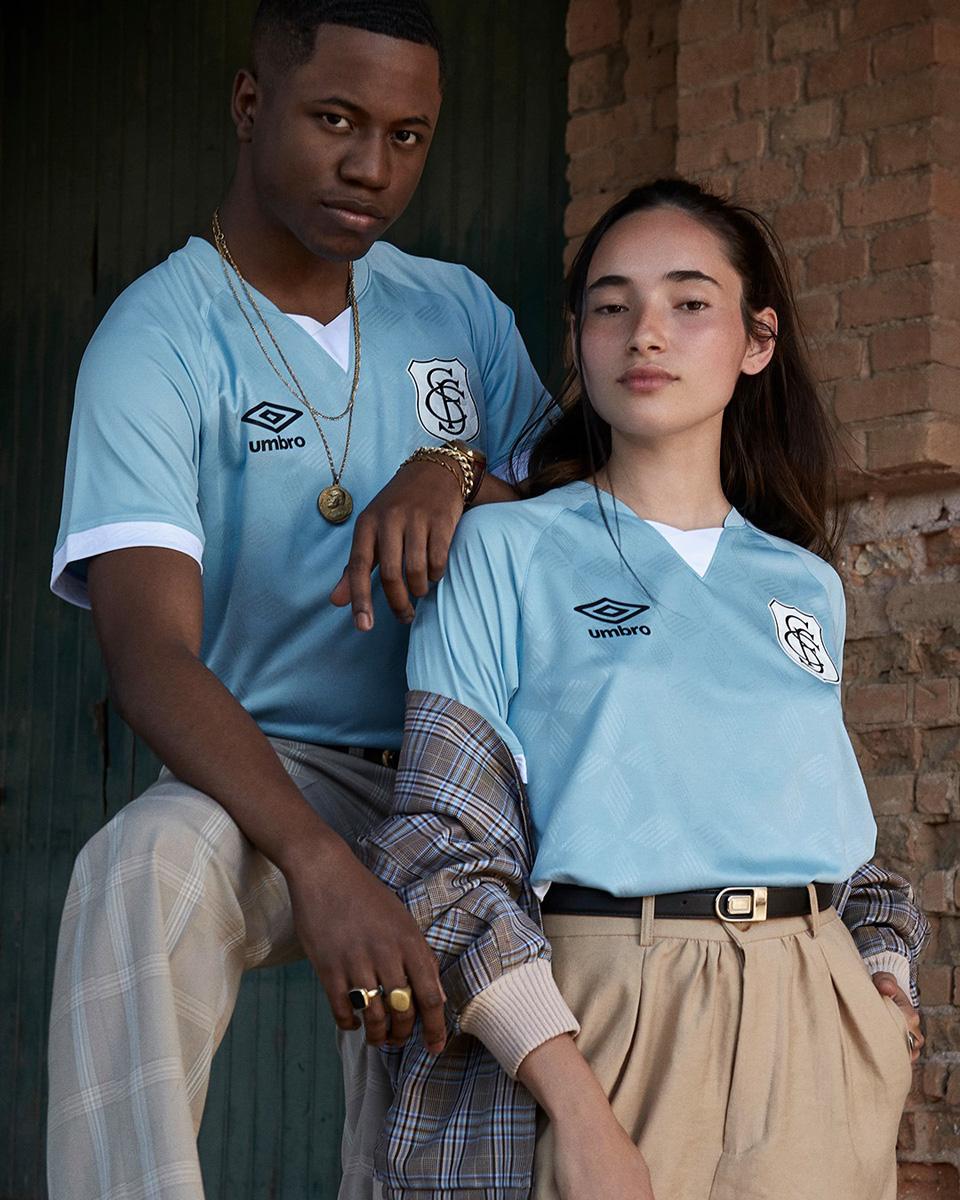 Umbro × 巴西联赛俱乐部 2020 赛季第二客场球衣 © 球衫堂 kitstown