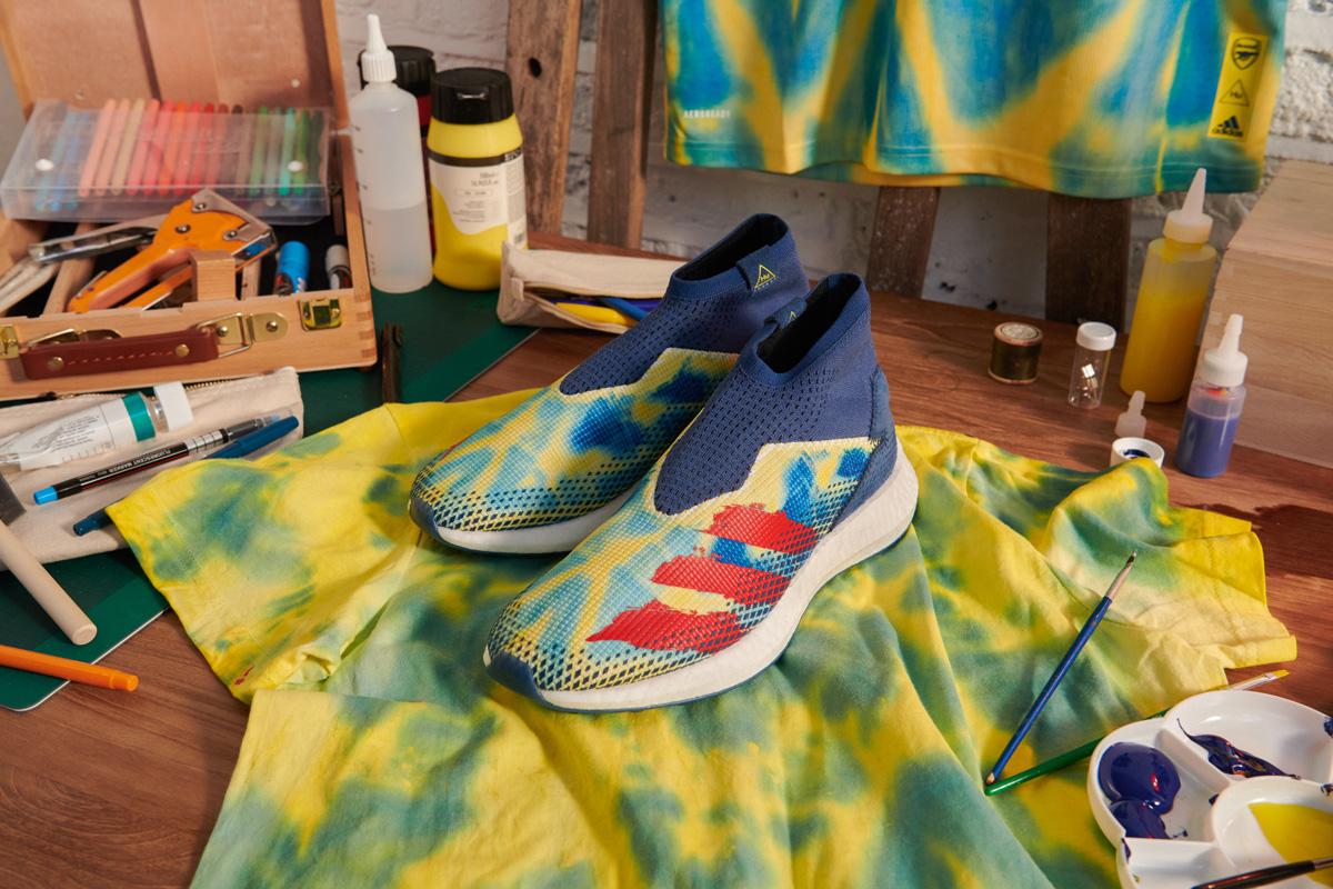 adidas × Human Race × 阿森纳联名系列球衣 © 球衫堂 kitstown