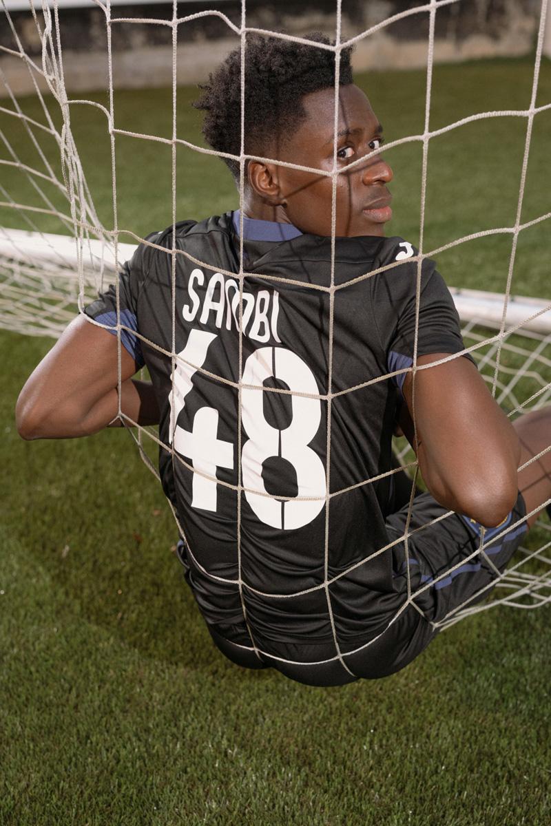 安德莱赫特 2020-21 赛季第二客场球衣 © 球衫堂 kitstown