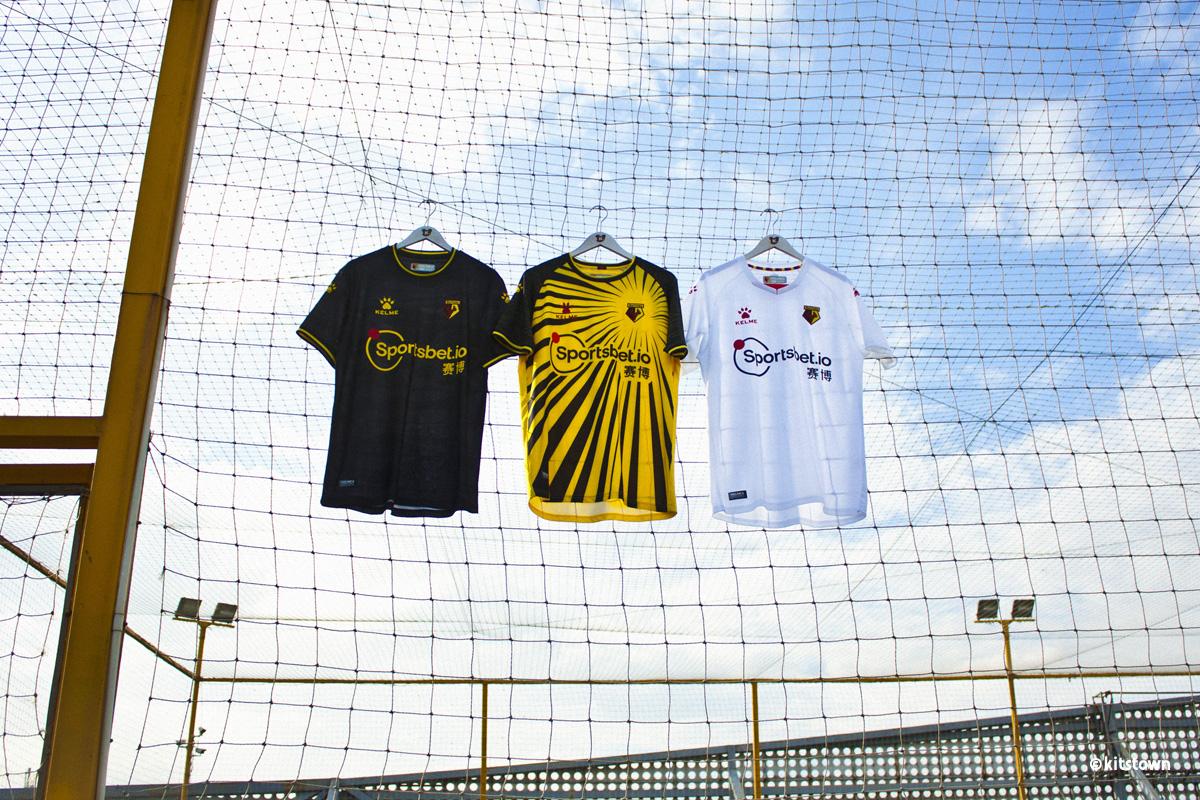 沃特福德 2020-21 赛季客场及第二客场球衣 © 球衫堂 kitstown
