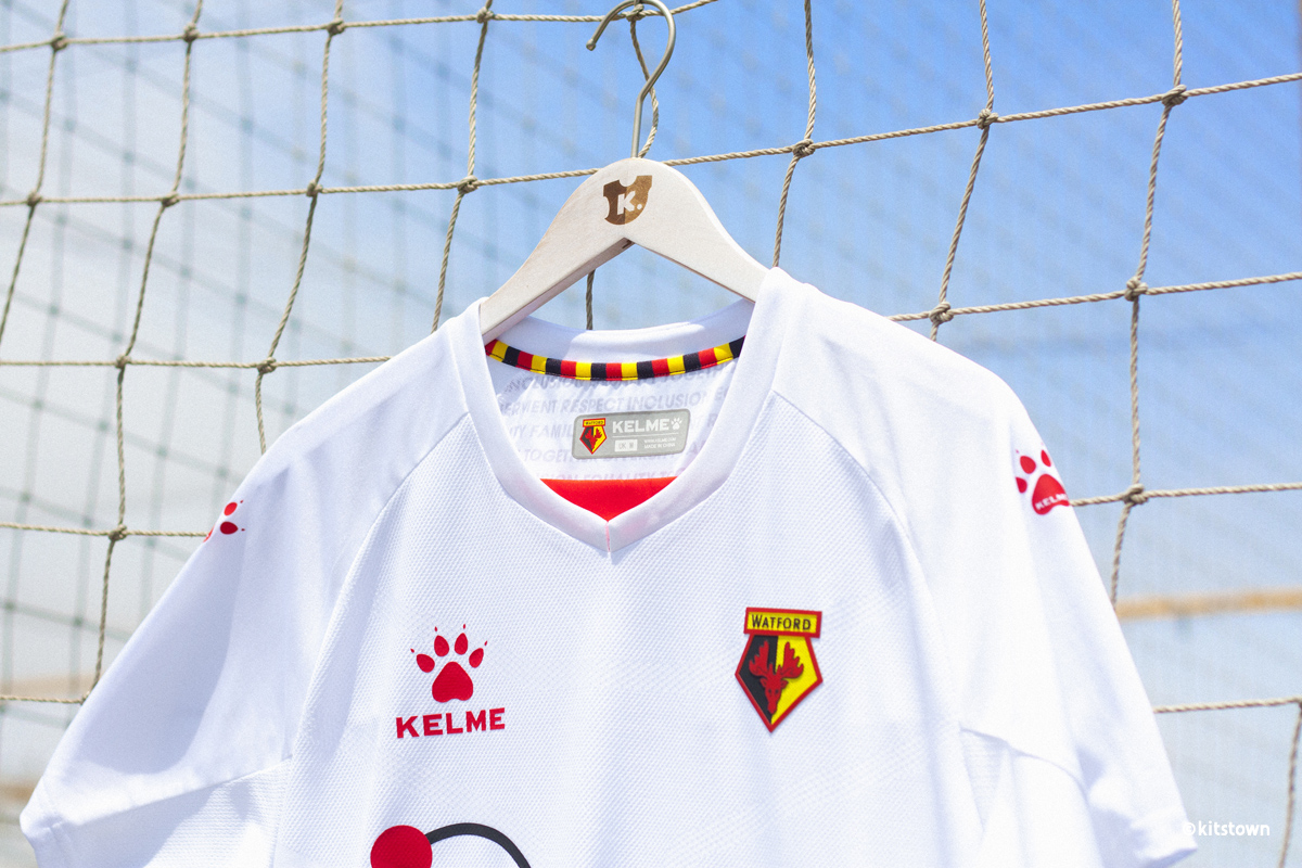 沃特福德 2020-21 赛季客场及第二客场球衣插图(2)