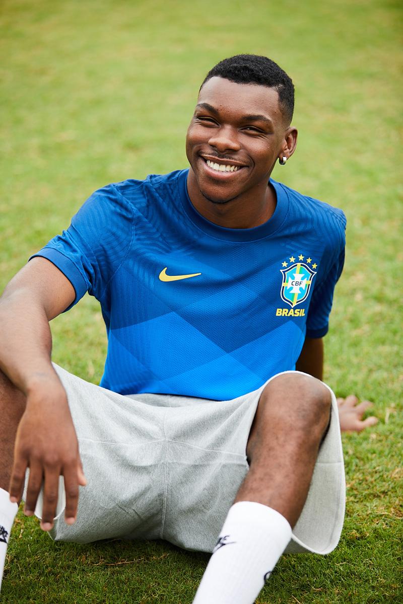 巴西国家队 2020-21 赛季主客场球衣 © 球衫堂 kitstown