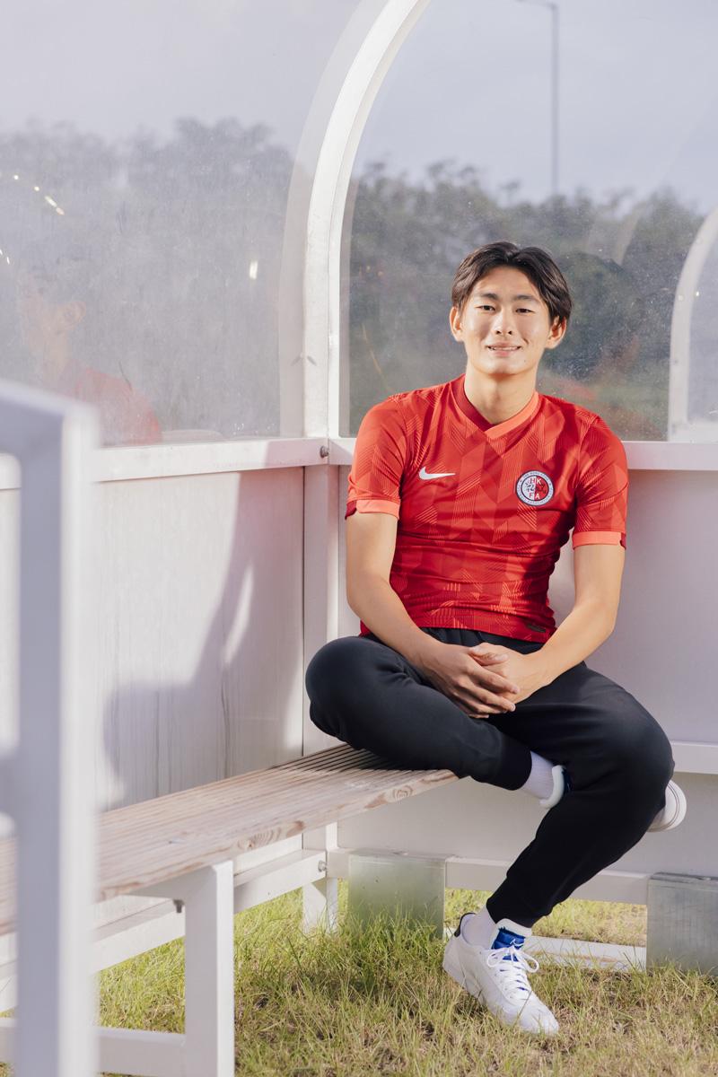 香港代表队 2020-21 赛季主客场球衣 © 球衫堂 kitstown