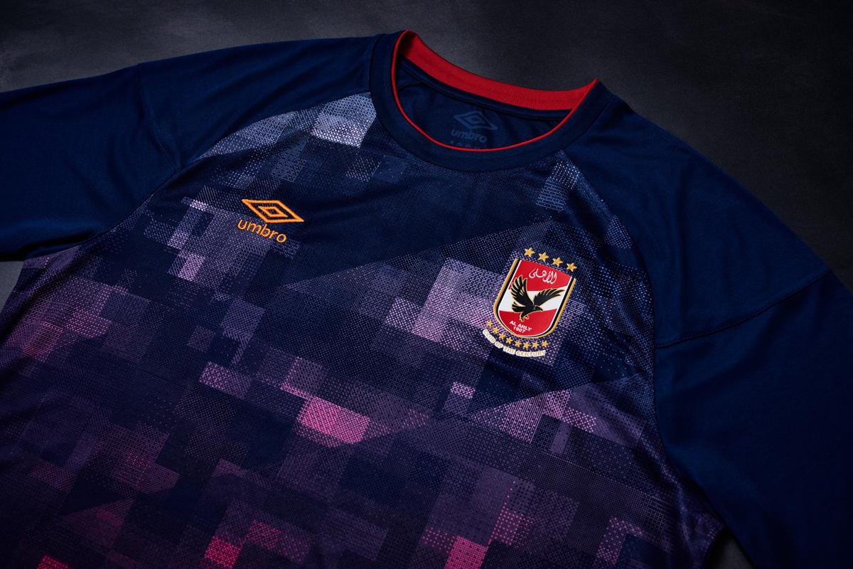 埃及国民 2020-21 赛季主客场球衣 © 球衫堂 kitstown
