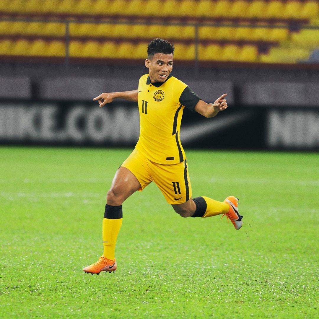 马来西亚国家队 2020-22 赛季主客场球衣插图