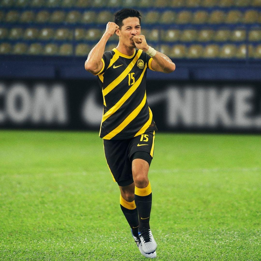 马来西亚国家队 2020-22 赛季主客场球衣插图(1)
