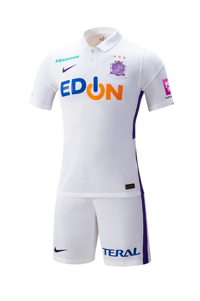 广岛三箭 2021 赛季主客场球衣插图(5)