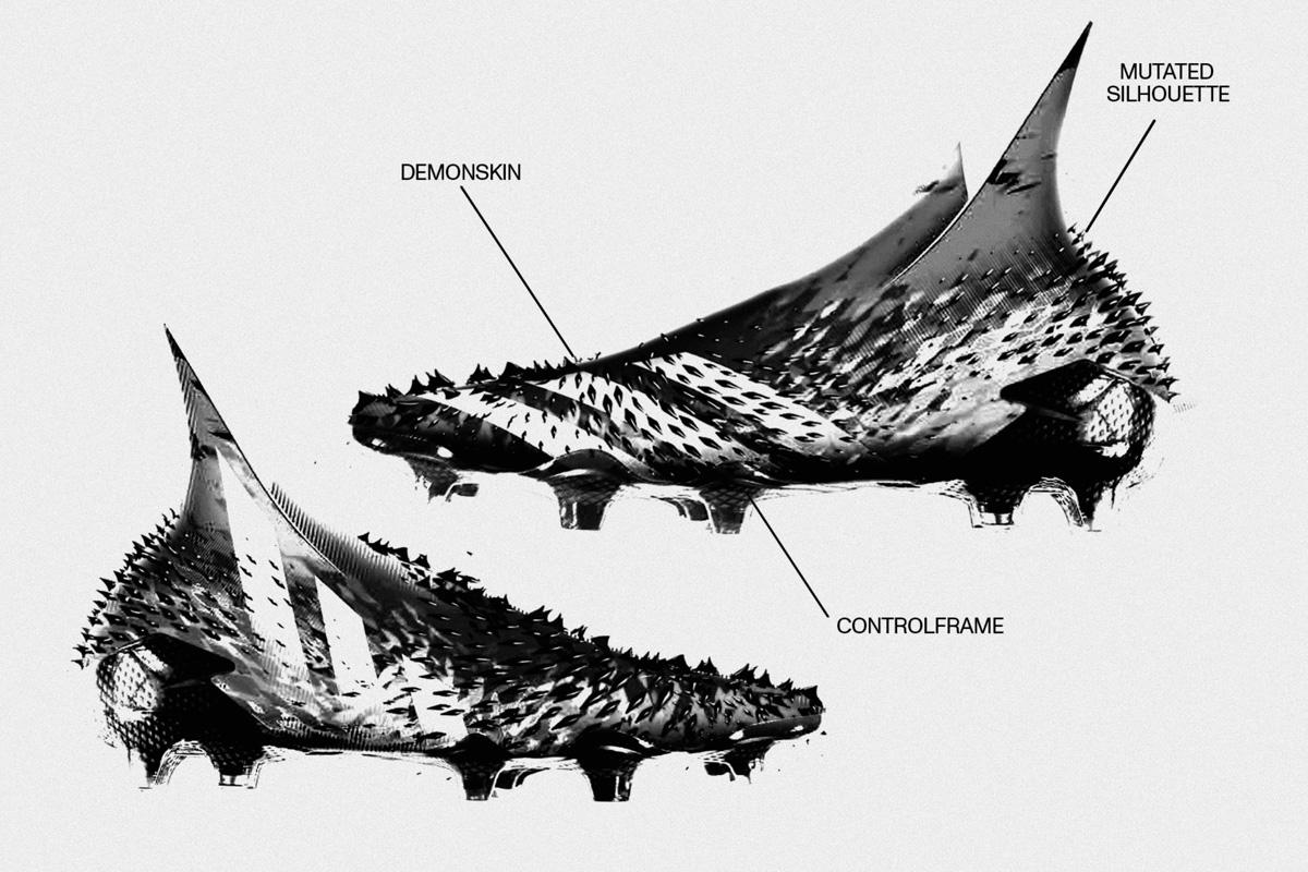 阿迪达斯发布 PREDATOR FREAK 足球鞋 © 球衫堂 kitstown