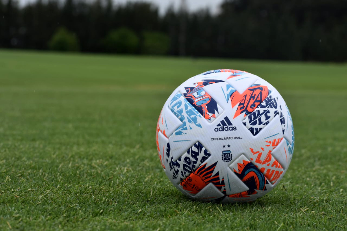 Argentum 2021 — 阿根廷联赛及杯赛官方比赛用球插图(1)