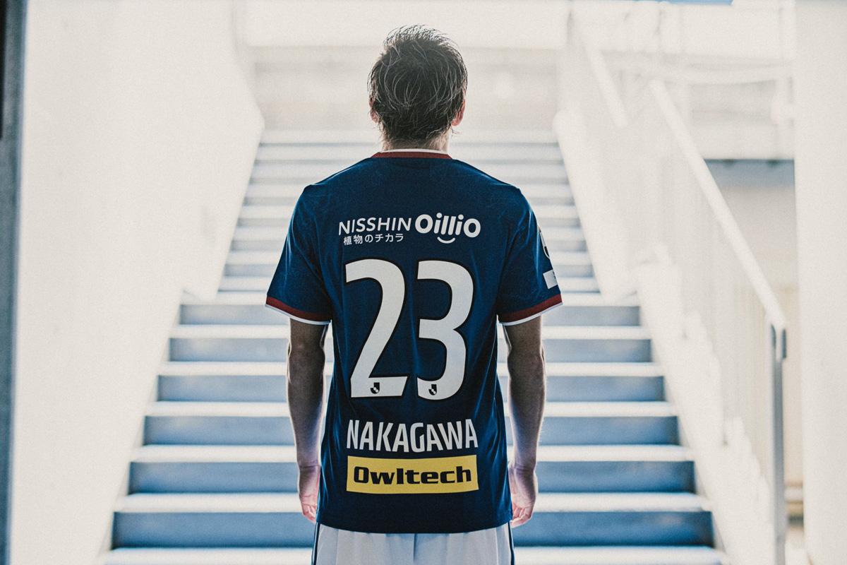 横滨水手 2021 赛季主客场球衣 © 球衫堂 kitstown