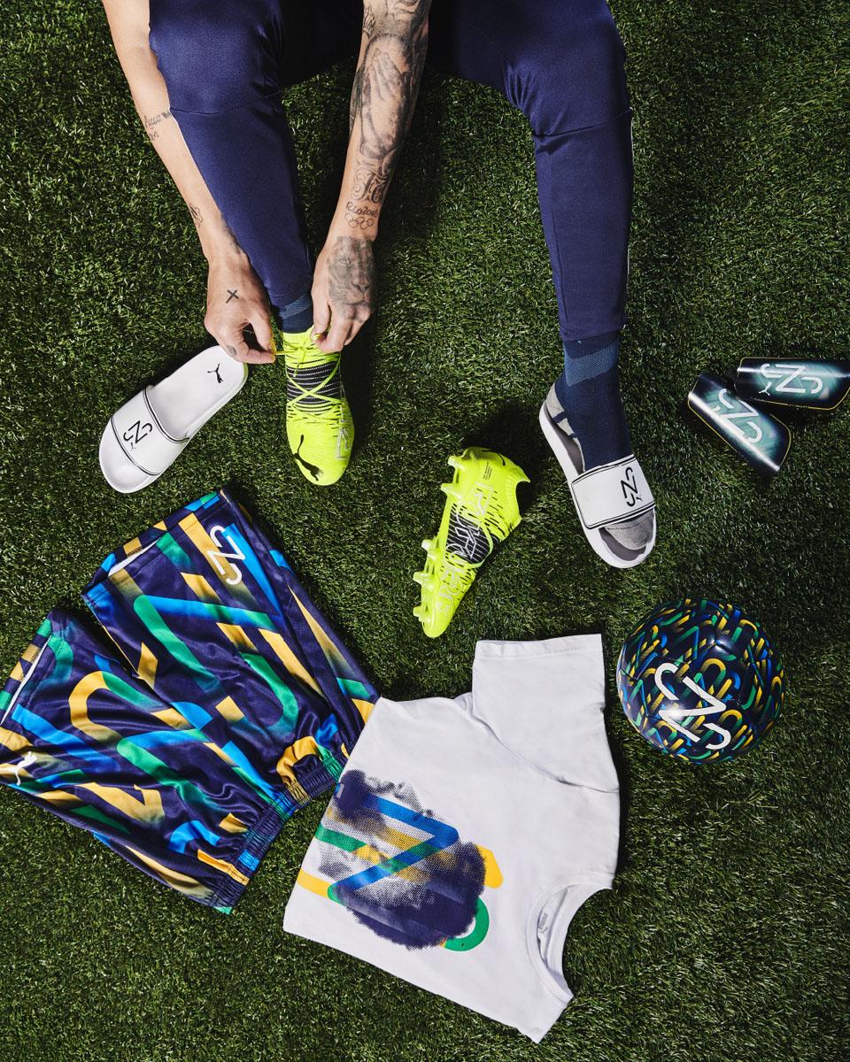 PUMA 推出全新 FUTURE Z 足球鞋及鸣镝套装 © 球衫堂 kitstown