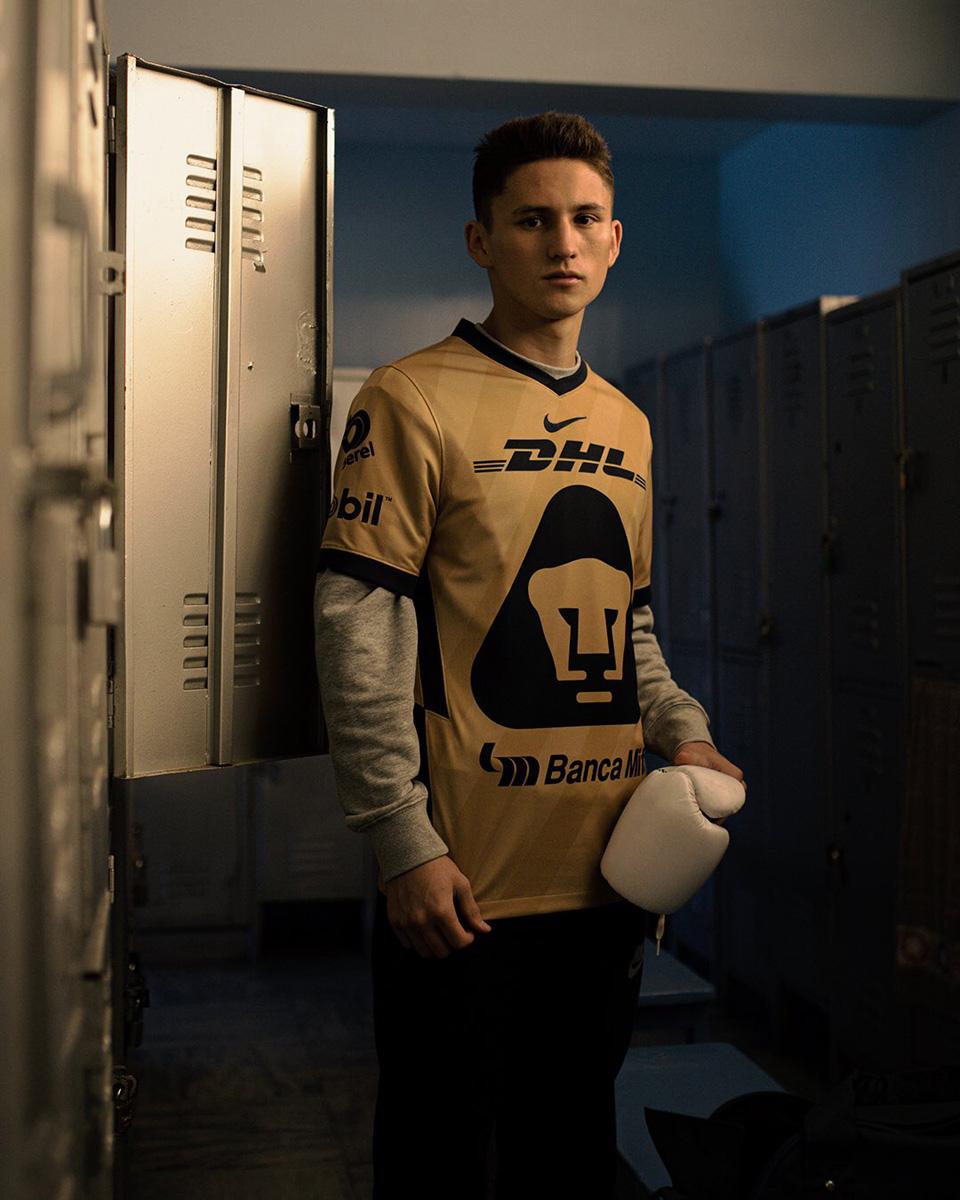 国立自治大学美洲狮 2020-21 赛季第二客场球衣 © 球衫堂 kitstown