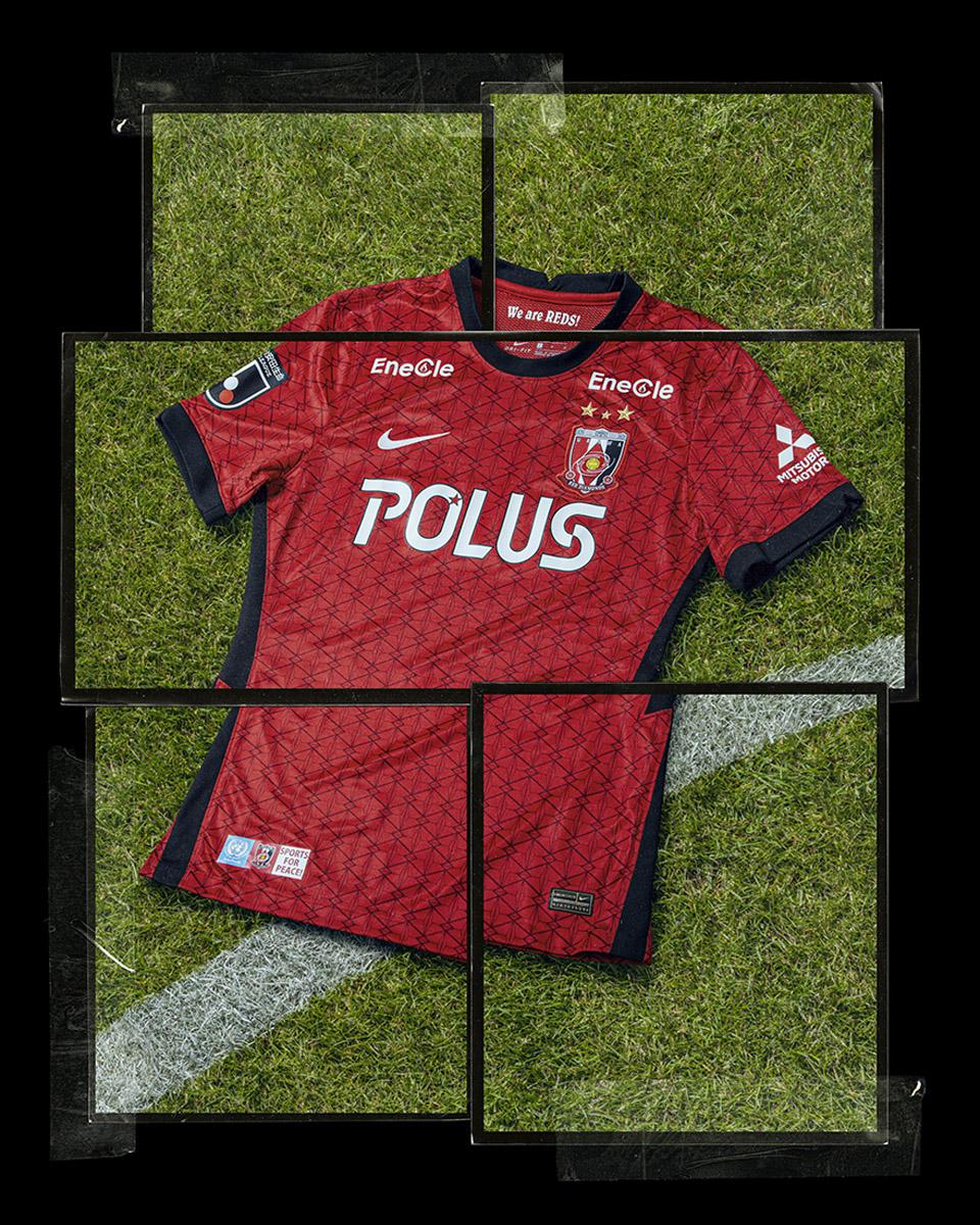 浦和红钻 2021 赛季主客场球衣插图(1)