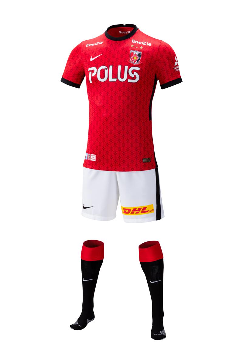 浦和红钻 2021 赛季主客场球衣插图(3)