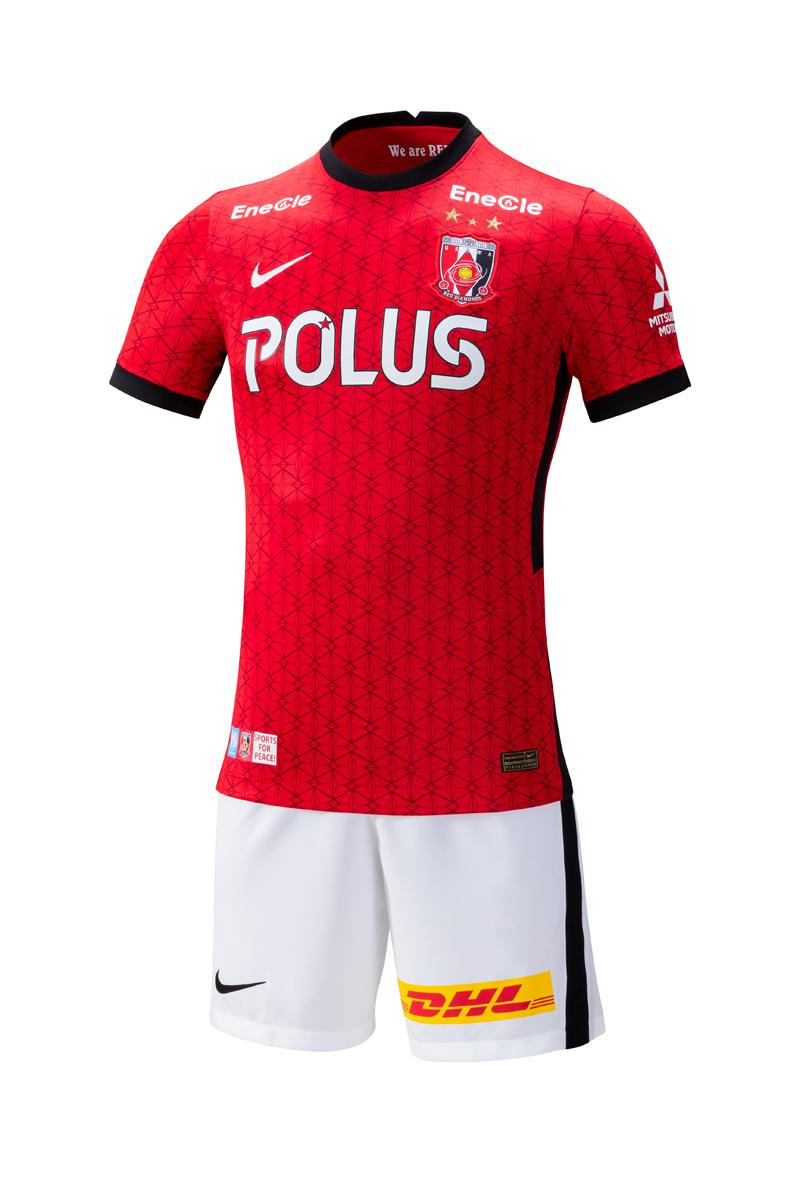 浦和红钻 2021 赛季主客场球衣插图(4)