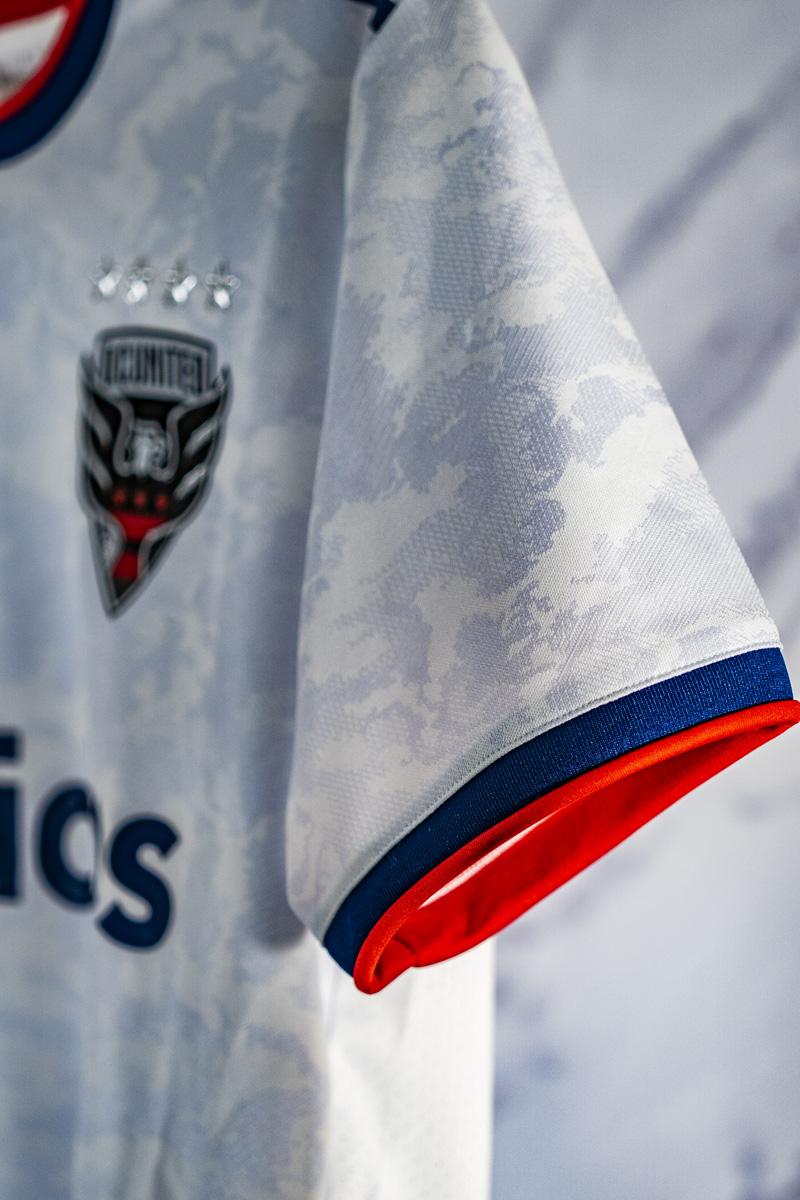 华盛顿特区联 2021 赛季客场球衣 © 球衫堂 kitstown
