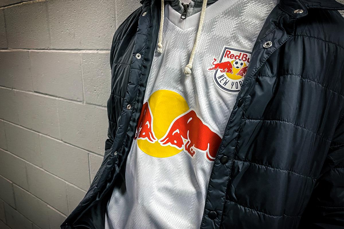 纽约红牛 2021 赛季主场球衣 © 球衫堂 kitstown