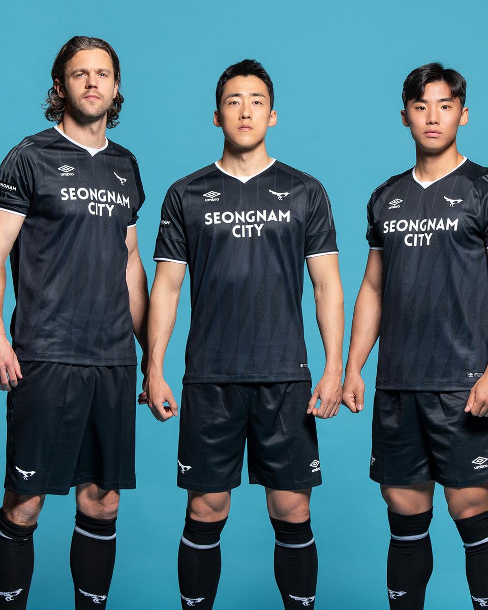 城南FC 2021 赛季主客场球衣 © 球衫堂 kitstown