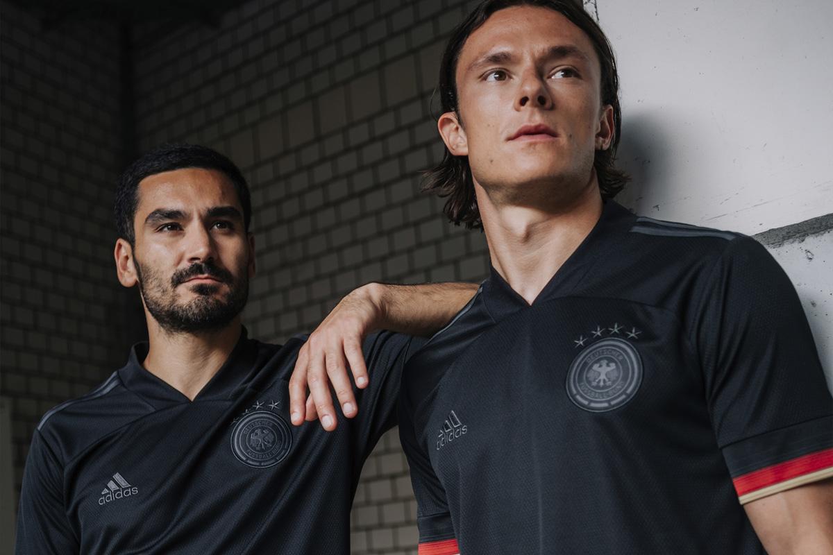 德国国家队 2021 赛季客场球衣 © 球衫堂 kitstown