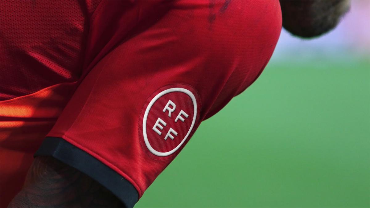 西班牙足协推出全新品牌标识及国家队徽章 © 球衫堂 kitstown