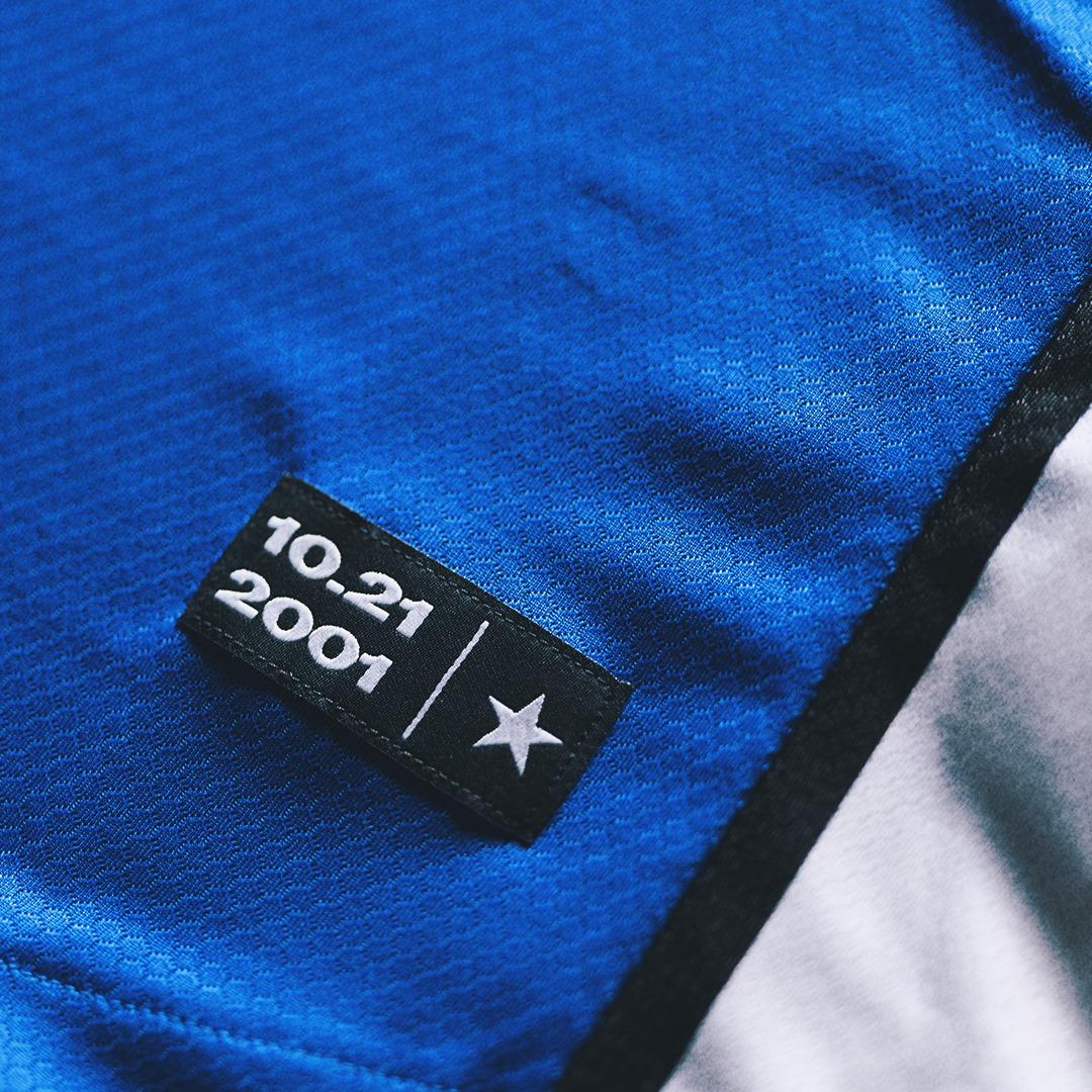 圣何塞地震 2021 赛季主场球衣 © 球衫堂 kitstown