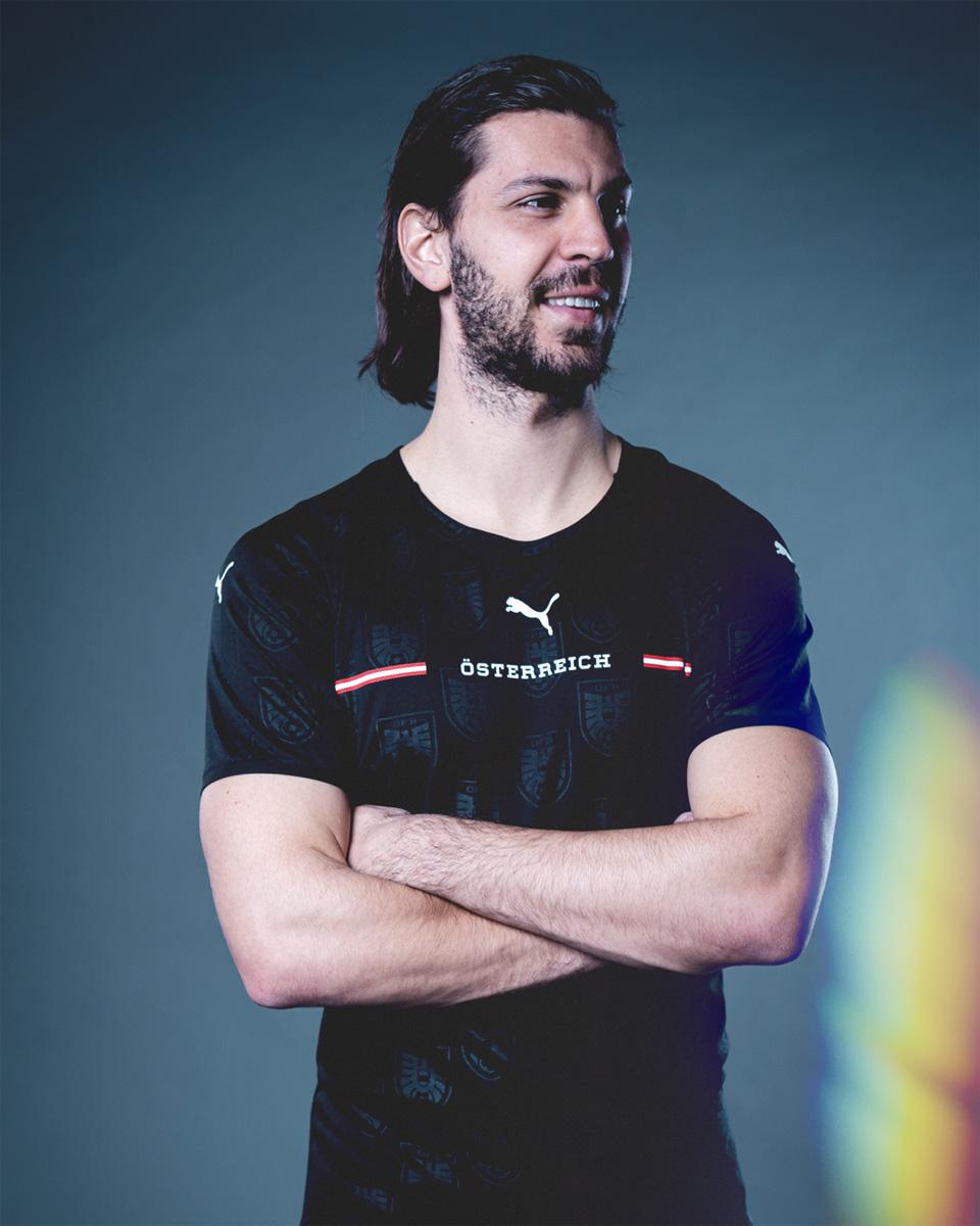 奥地利国家队 2021 赛季客场球衣 © 球衫堂 kitstown